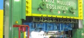 نصب و لوله کشی پاور هیدرولیک پرس ۱۲۰۰ تن