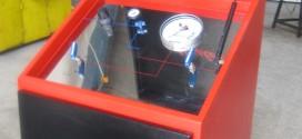 یونیت تست ۱۱۰۰ باری با پمپ هسکل